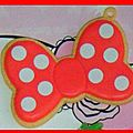 Parure minnie mouse !