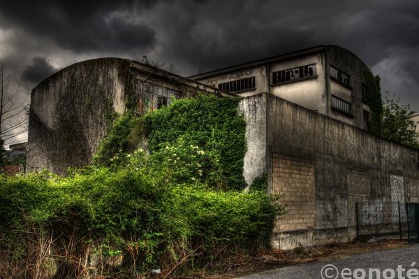 eonote,eos 7d, canon, brownfield, Friche industrielle, hdr,