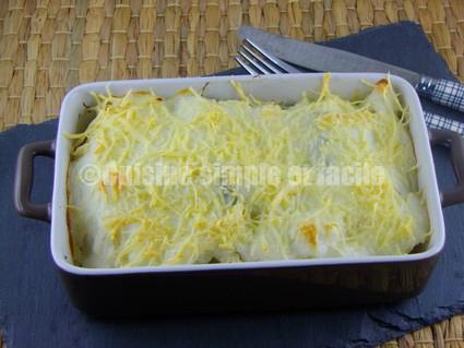 gratin saumon chou fleu et brocolis 07