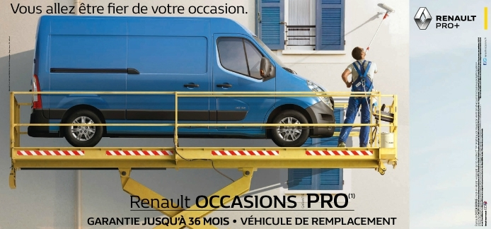 renault pro + occasion 1