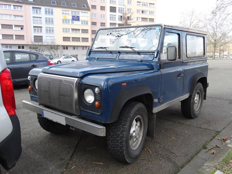 LAND ROVER Defender 90 Td5 Strasbourg (1)