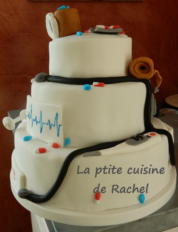 gâteau infirmière5