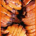 Magrets de canard glaces au miel et vinaigre balsamique