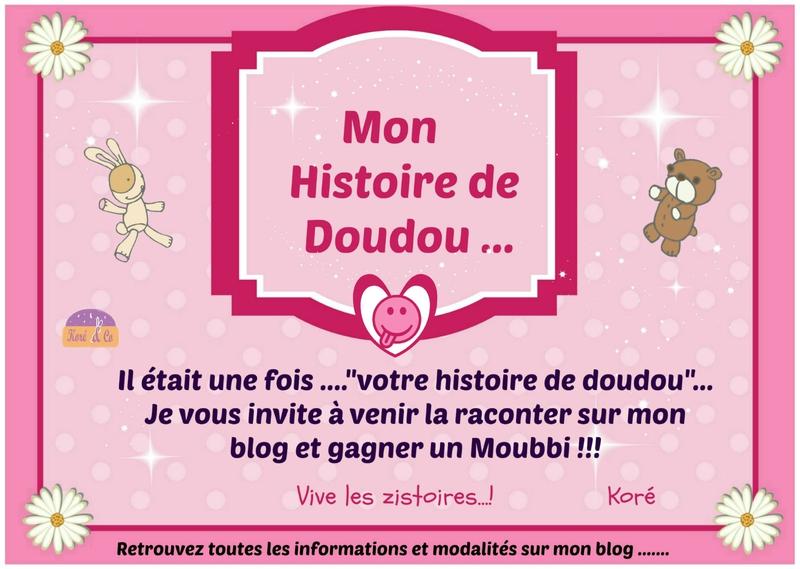 Mon histoire de doudou