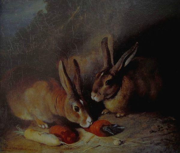 Les Lapins 1841