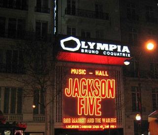 Remember: Les J5 à l'Olympia de Paris, le 6 novembre 1972