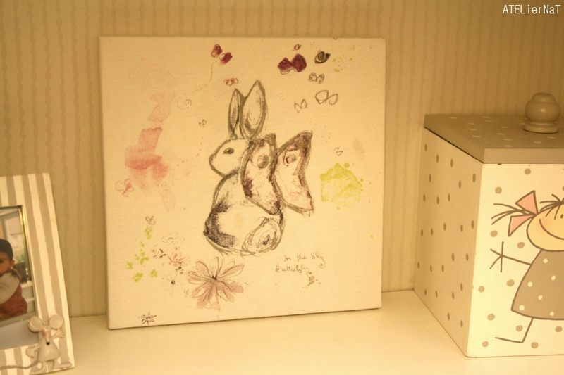 Toile lapin4