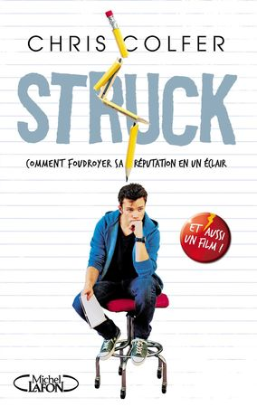 Struck - Livre - Chris Kolfer