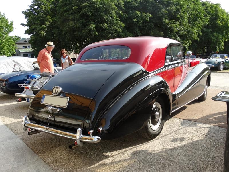 BENTLEY type R berline 2 portes 1953 Baden Baden (2)
