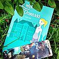 Arcadia, tome 1 : le rêve de vanessa, de cécile soler