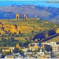 Vue Panoramique d'une Partie de la médina de Fes