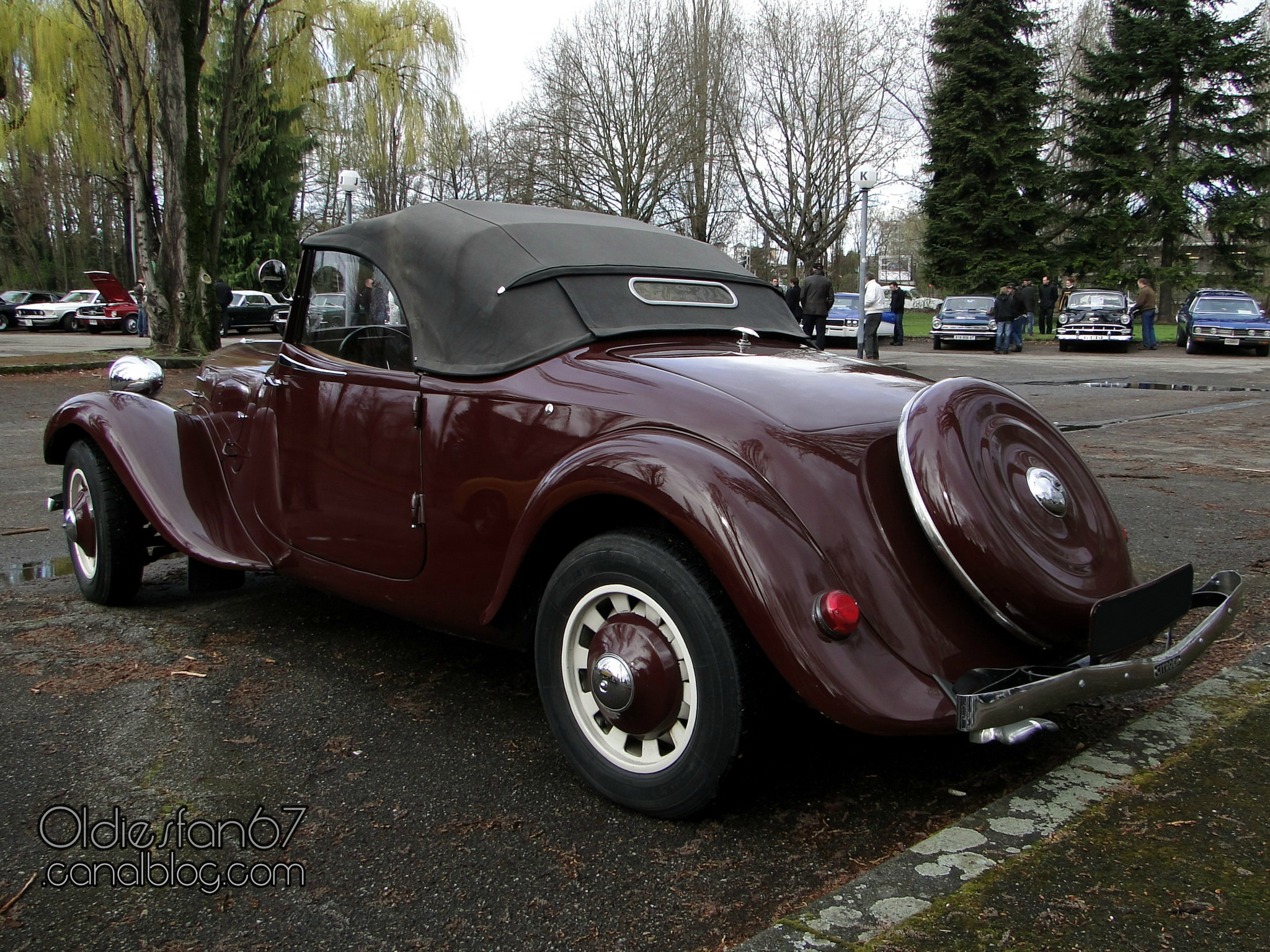 citro u00ebn traction 11 cv cabriolet-1935