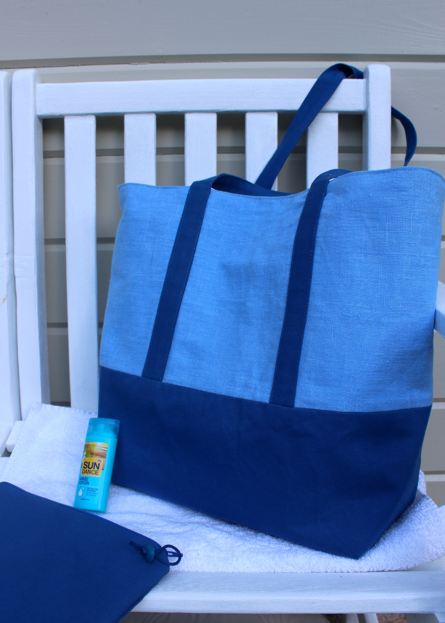 sacs de plage en lin