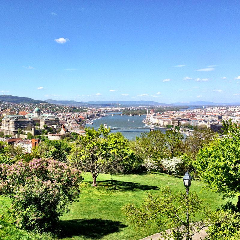 Budapest_mont_Gellert