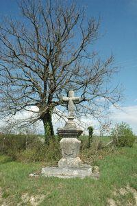 Croix les bordier Laroque 47