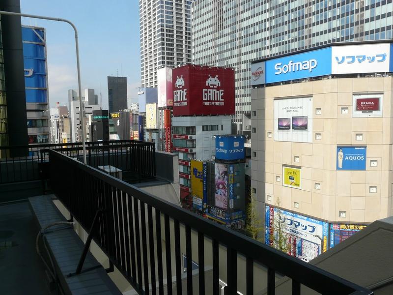 Canalblog Tokyo Akihabara Escaliers05