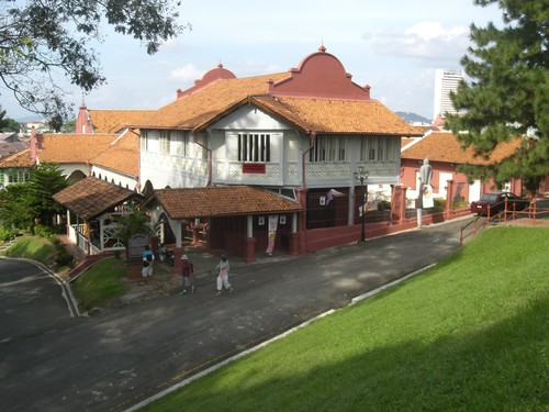 Malacca, Stadthuys
