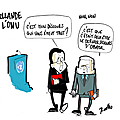 Franois Hollande et le discours  l'ONU
