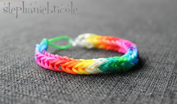 TUTO DIY - comment faire des bracelets avec des élastiques ?
