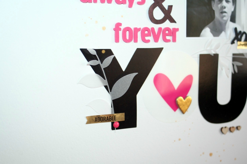 Always & forever you_détail2