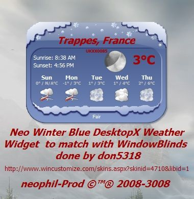 Winter_Blue_Weather_Widget