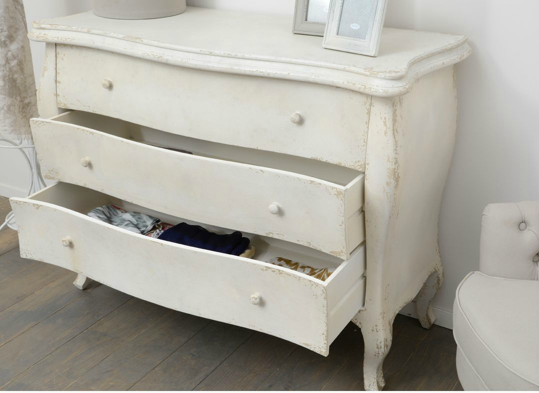 Commode chambre baroque - Chambres baroque au style tres glamour ...