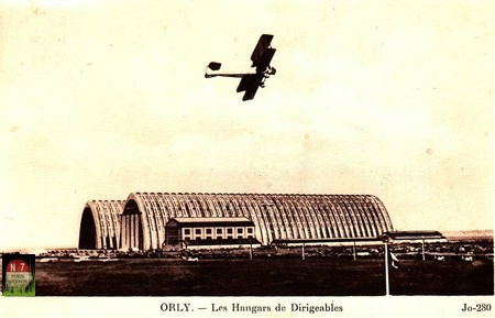 Hangars d'Orly
