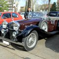 Alvis speed 20 tourer de 1935 (Retrorencard mars 2011) 01