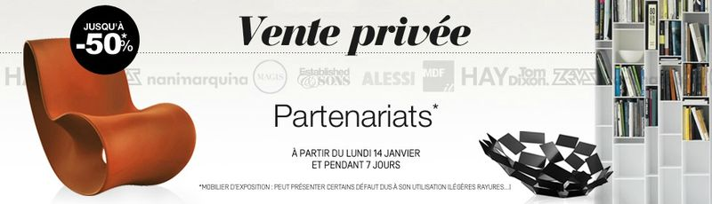 Vente Privee Madeindesign