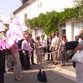 A Chédigny Festival de la Rose 2007