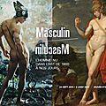 Masculin/masculin. l'homme nu dans l'art de 1800 à nos jours, exposition au musée d'orsay