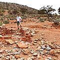Karim et la maison du gardien de la mine
