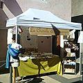 Marché artisanal de saint-laurent-du-pont