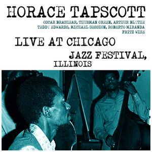 Horace Tapscott Sextet Dial B For Barbra
