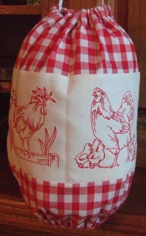 sac a sac poules