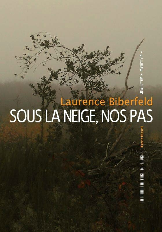 SOUS LA NEIGE, NOS PAS de Laurence Biberfeld