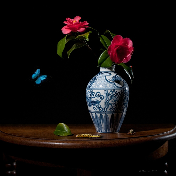 Bas Meeuws, Floral Still Life Photography