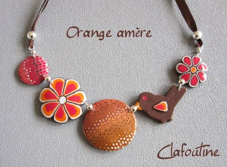 Orange-amère