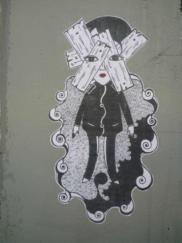 Fred le chevalier, rue Ste-Croix Bretonnerie (4)