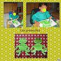 Pantin grenouille