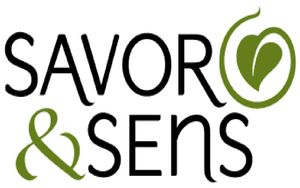 logo Savor&amp;Sens