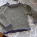 pull raglan en bergereine
