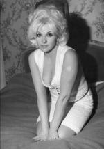L'actrice-chanteuse Maria Vincent