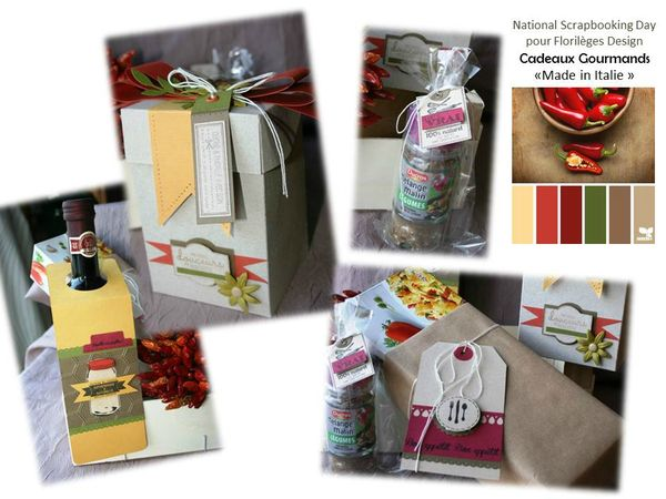 Cadeaux Gourmands Made in Italie FD