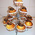 Cupcakes au nutella 2