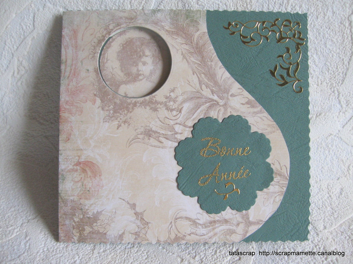 Exceptionnel Cartes avec gabarit Azza on continue.. - SCRAPMAMETTE, le blog  EG12