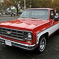 Chevrolet c10 custom deluxe-1978