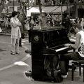 Concerto sur la place Saint-Michel.