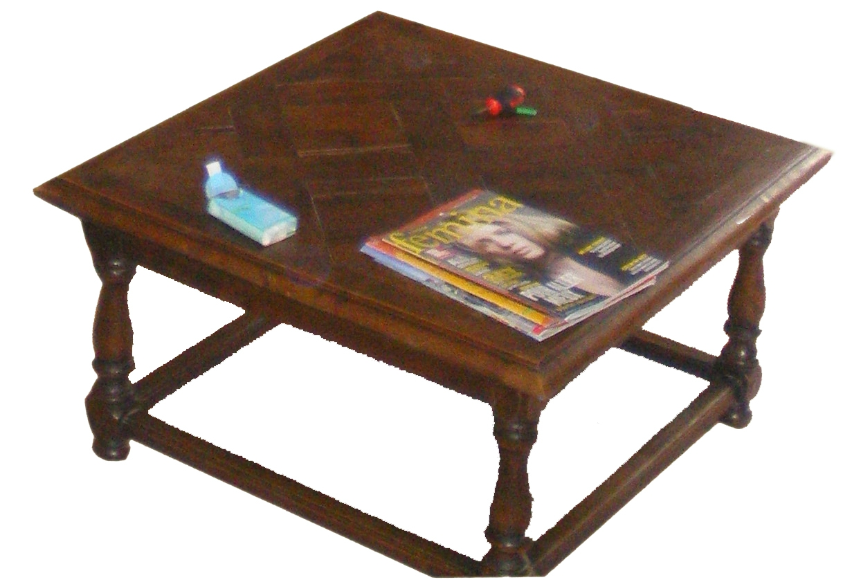 Ma table basse industrielle au 42 home - Table basse industrielle pas chere ...