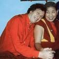 Bernard Ortega et Garchen Rimpoche